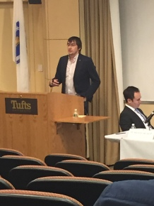 """""""Turbulent Waters: The Future of the South China Sea"""" with speaker Bill Hayton discussing the history of the South China Sea and modern day conflict!"""