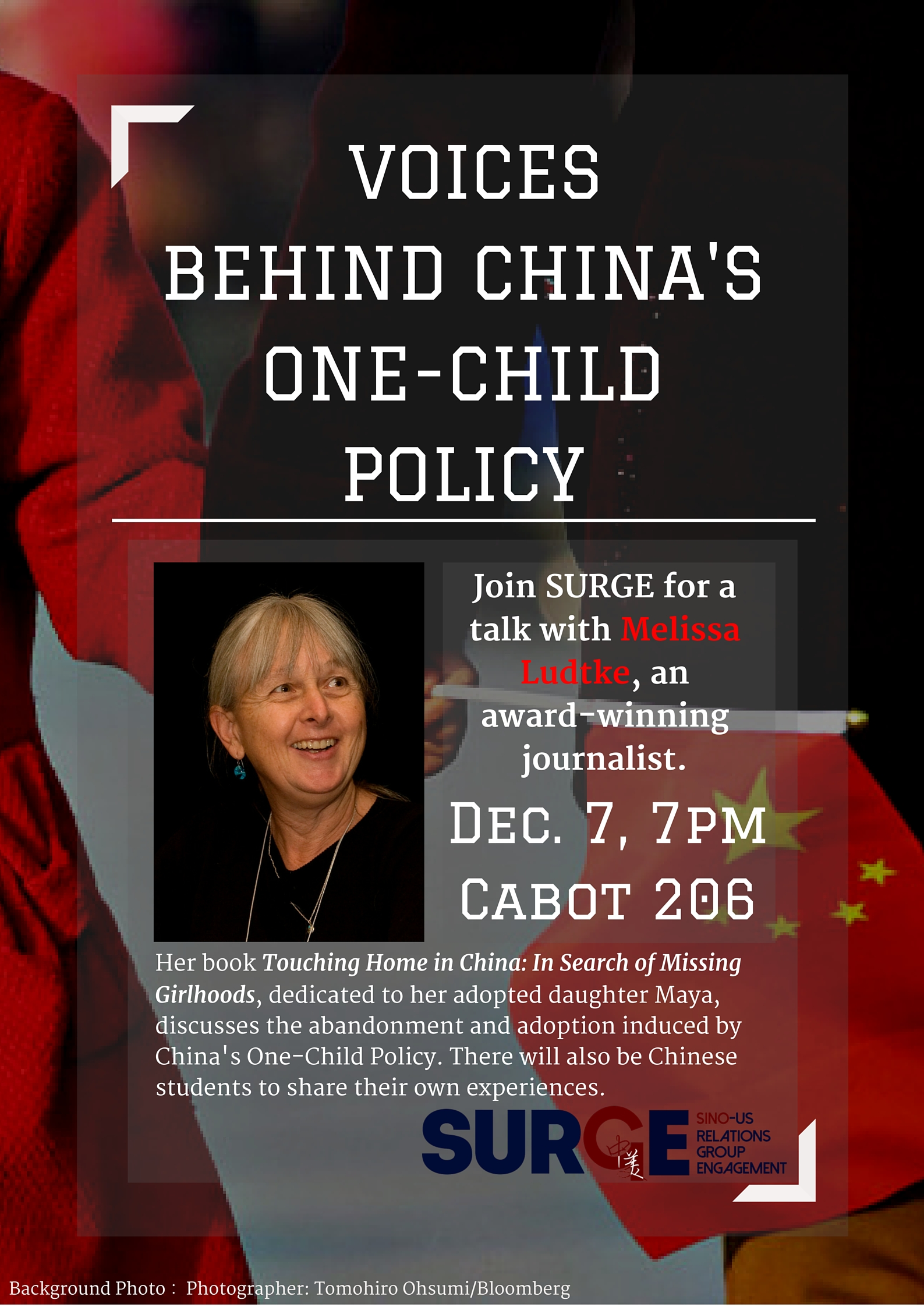 Voice Behind One Child Policy