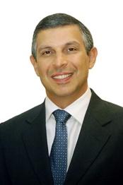 Portrait of Mr. Ashok Mirpuri